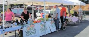 Farmers Market in Luray VA