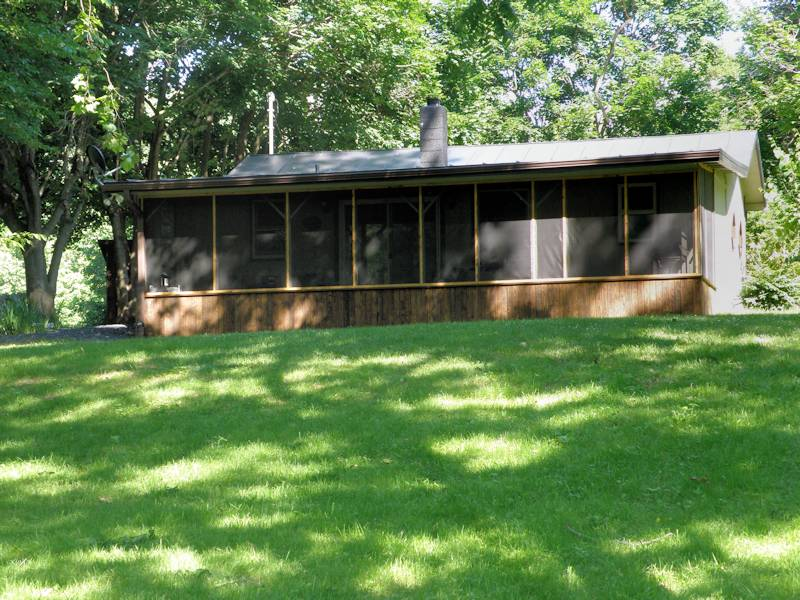 About Our Shenandoah River Cabin Rental In Luray Page